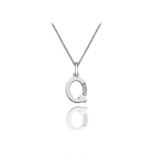 'Q' Micro Pendant
