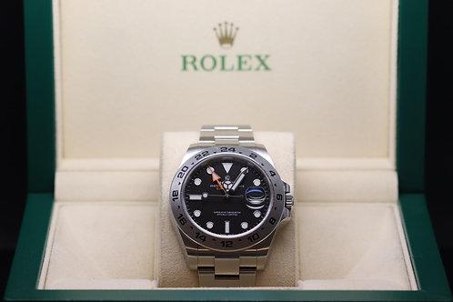 Rolex Explorer II 2019