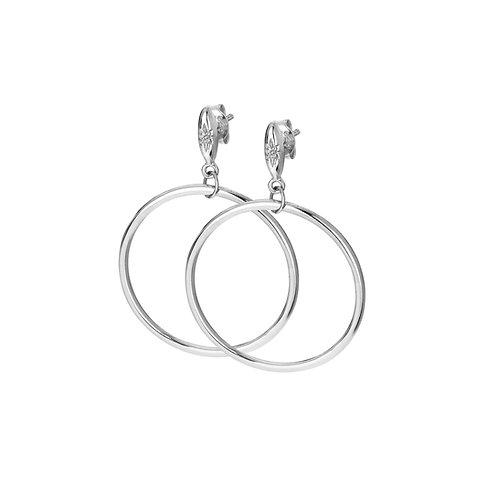 Circle Earrings