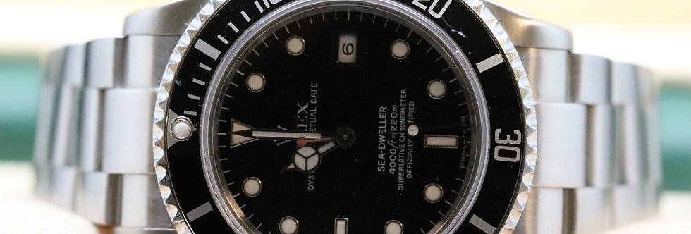 Rolex Sea-dweller 4000m