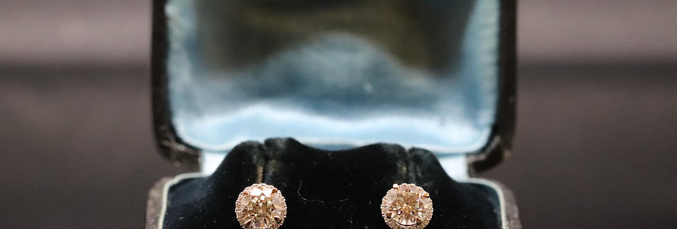 1.70ct Diamond Earrings