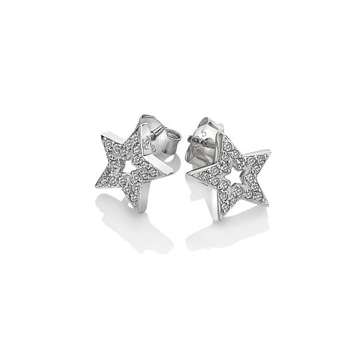 Striking Star Earrings