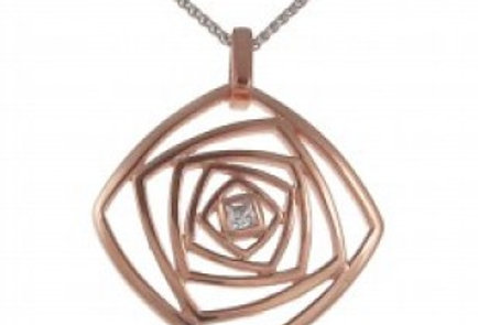 Be Amazed Pendant without Chain
