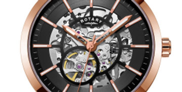 Rotary Rose Gold Greenwich G2 Gents