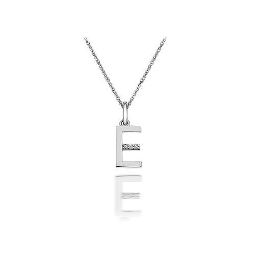 'E' Micro Pendant