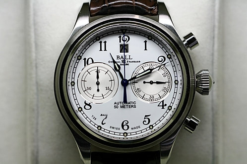 Stainless Steel Ball Trainmaster Cannonball