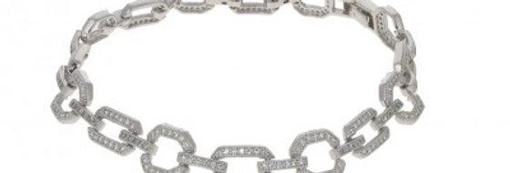 CZ Geometrics Bracelet
