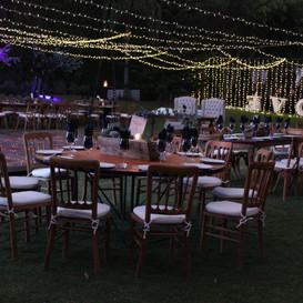 Evento jardin