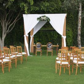 Evento boda al civil