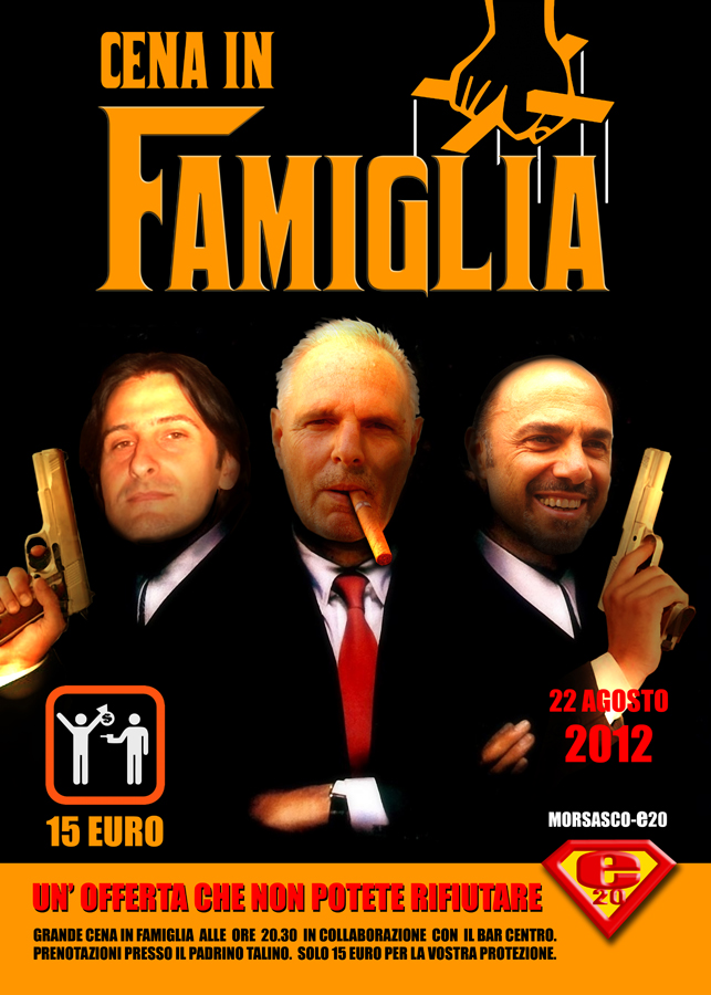 CenaInFamiglia