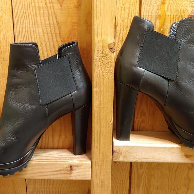 All-Saints Platform boots