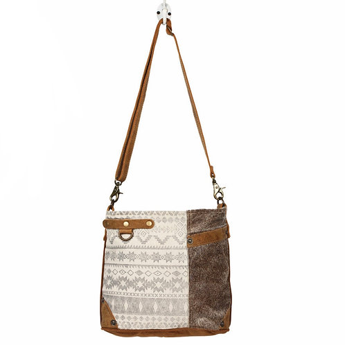 Floral Design Myra Shoulder Bag