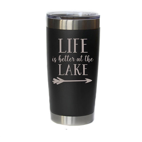 Lake Life Insulated Mug