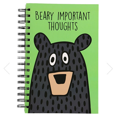 Important Thoughts Notebook