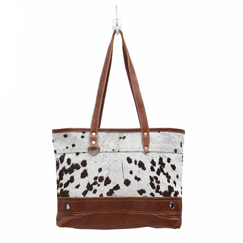 Spotted Myra Tote Bag