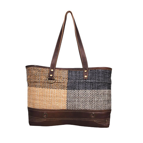 Worldly Wise Tote Bag