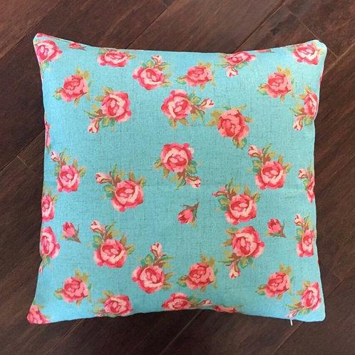 Spring Floral Pillow