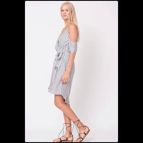 Wanderlux Wrap Dress