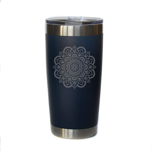 Mandala Insulated Mug