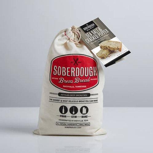 Sea Salt & Cracked Pepper Soberdough