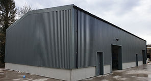 Steel Agricultural Barn Building Warehouse