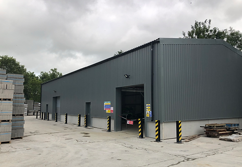 Industrial Steel Building Low Cost