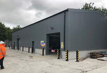 Steel Portal Frame Building - TotalSpan