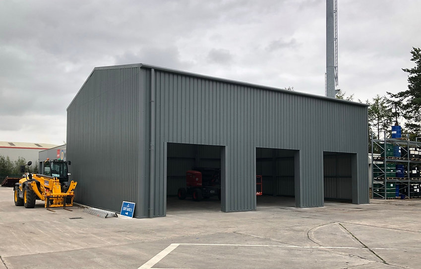 Metalube new storage space