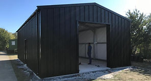 Budget Steel Building Affordable Storage