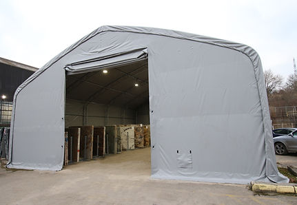 Industrial Tent Shelter - ShelterIt