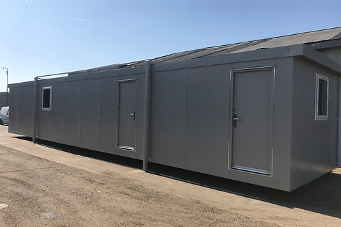 40' x 10' Portable Cabin