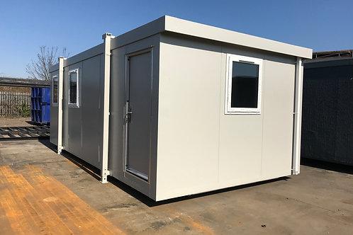 28' x 10' Portable Cabin