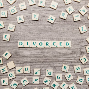 DIVORCE CONT.