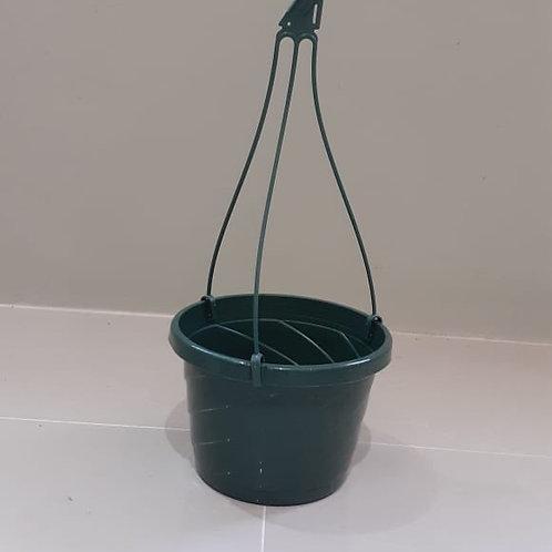 """8"""" Green Hanging Basket"""