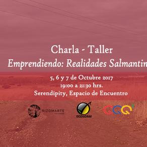 Charla- Taller: Realidades Salmantinas