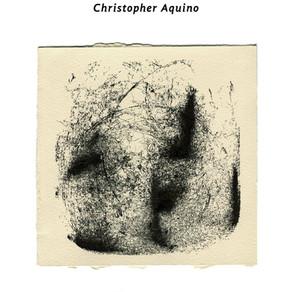 Háptica, estrategia para dibujar lo inadvertido: Christopher Aquino