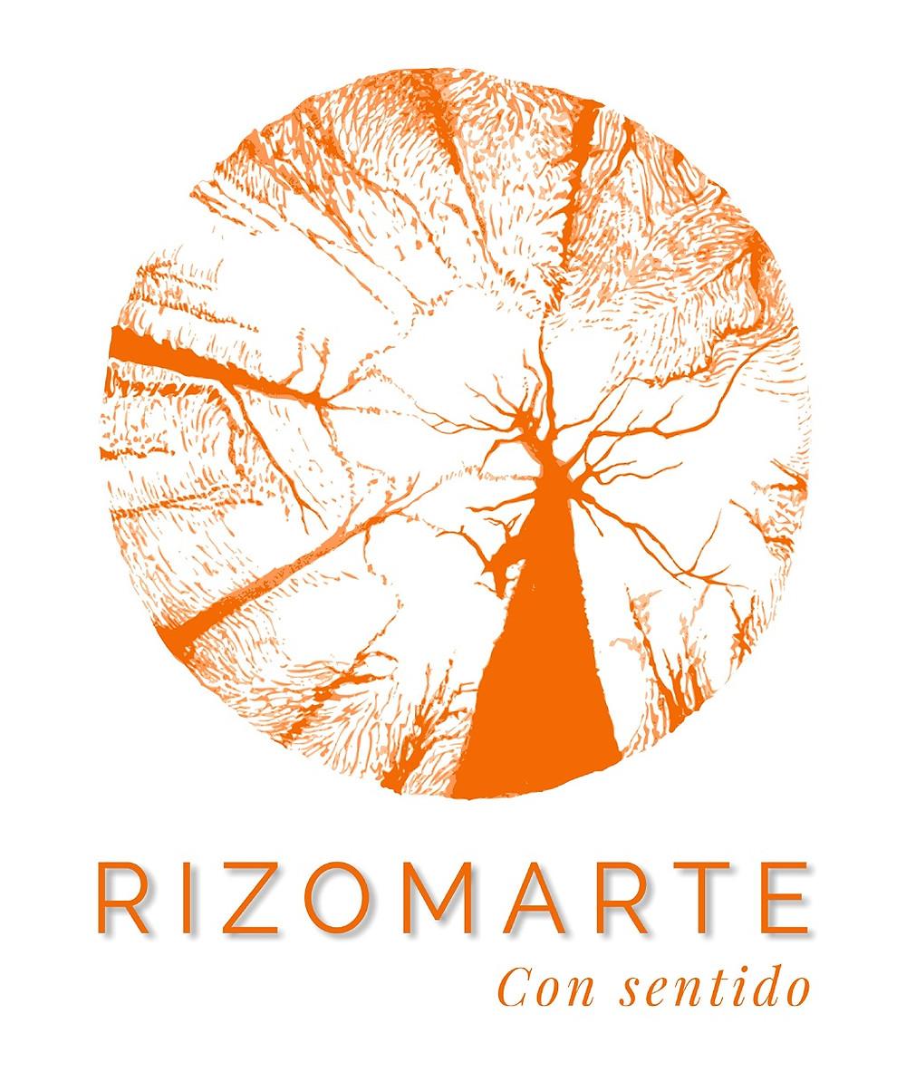 Logotipo Rizomarte
