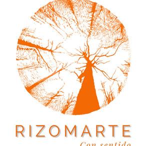 Resultados de la convocatoria de logotipo Rizomarte