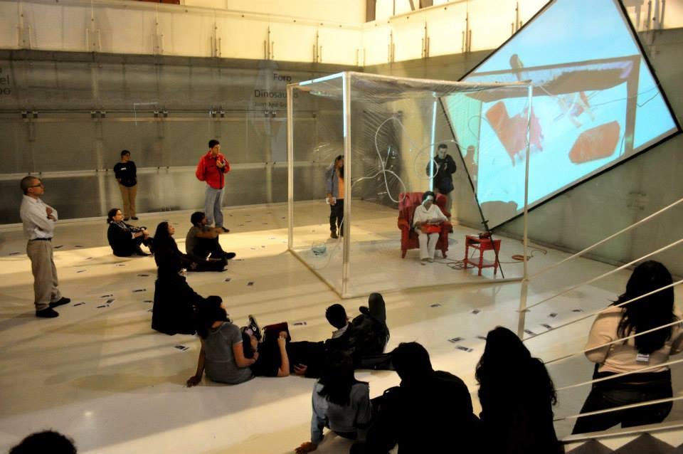 Presentación en el Museo del Chopo, Ciudad de México