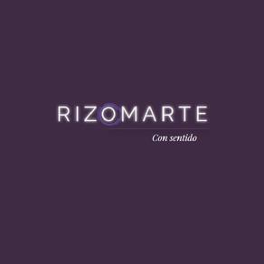 Crea el logotipo de RIZOMARTE