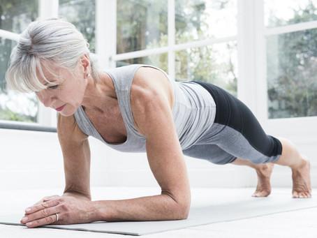 Perda de massa muscular na menopausa