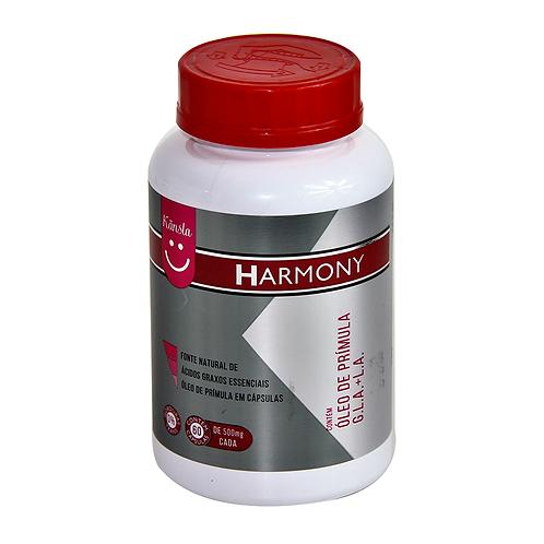 Óleo de Prímula(GLA) - 500mg - HARMONY - 60 cápsulas - KANSLA