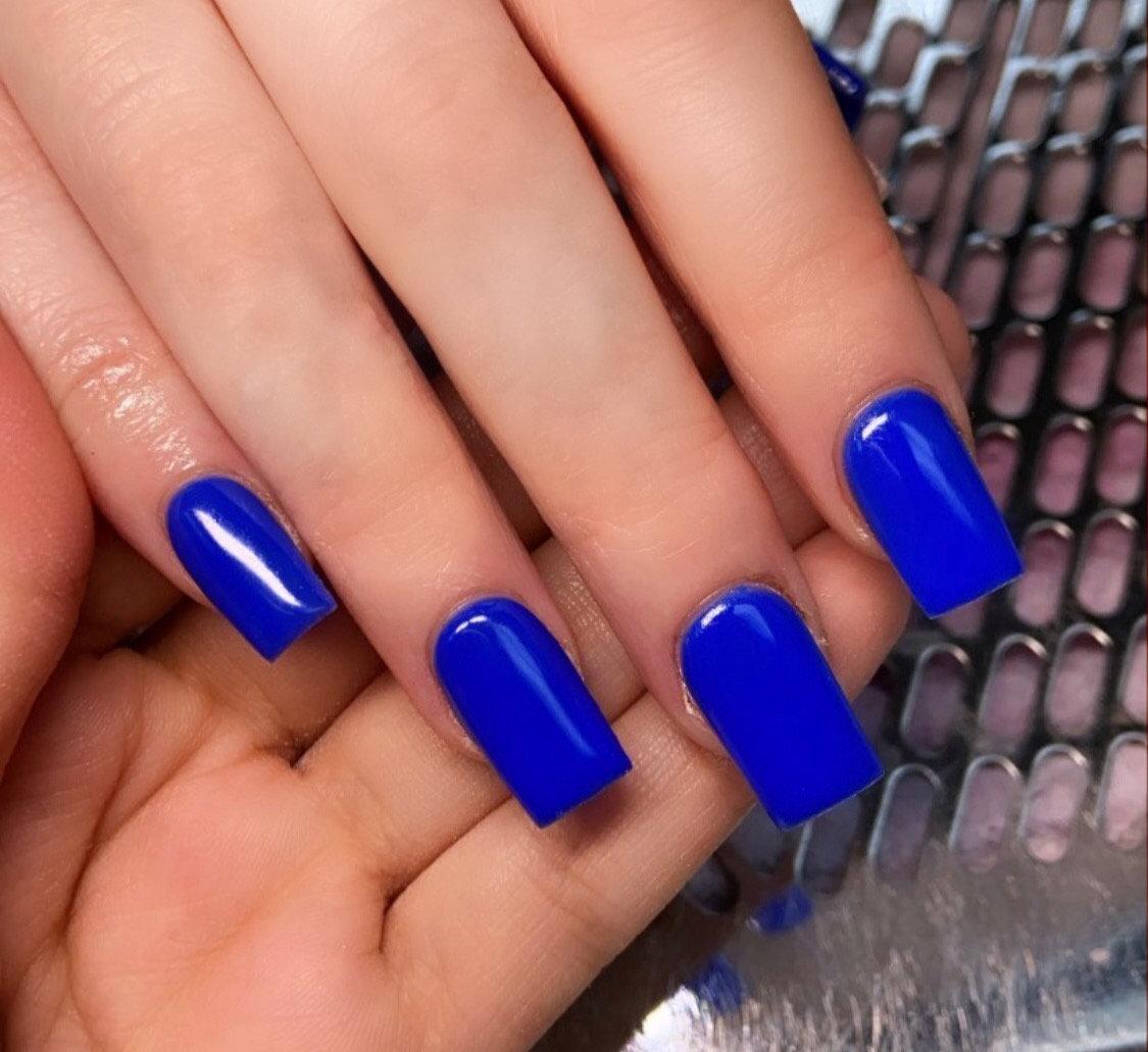 Acrylic Nails Full Set- Simple