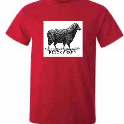 BLACK SHEEP (RED & WHITE)