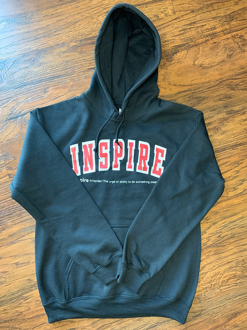 Black & Red INSPIRE Sweater