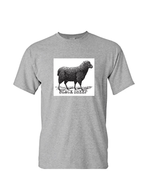 BLACK SHEEP (GRAY & WHITE)