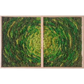 Hope moss art