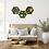 Thumbnail: Floral garden hexagon