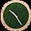 Thumbnail: Moss clock
