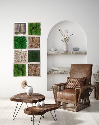 Sensory wall composition